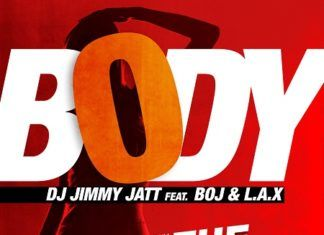 DJ Jimmy Jatt ft. BOJ & L.A.X - BODY [prod. by Biano Summers] Artwork | AceWorldTeam.com
