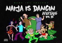 DJ Mewsic – NAIJA IS DANCING Mixtape Vol. 15 Artwork | AceWorldTeam.com