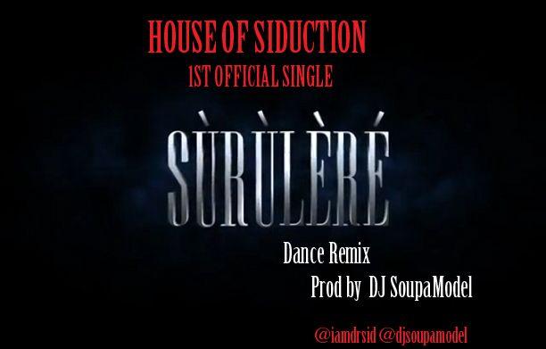 DJ SoupaModel - SURULERE [House_Dance Remix] Artwork | AceWorldTeam.com