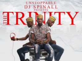 DJ Spinall - THE TRINITY [Party Mix] Artwork   AceWorldTeam.com