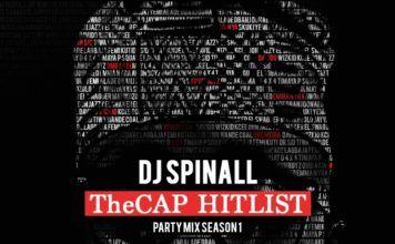 DJ Spinall - TheCAP HITLIST [Season 1] Artwork | AceWorldTeam.com