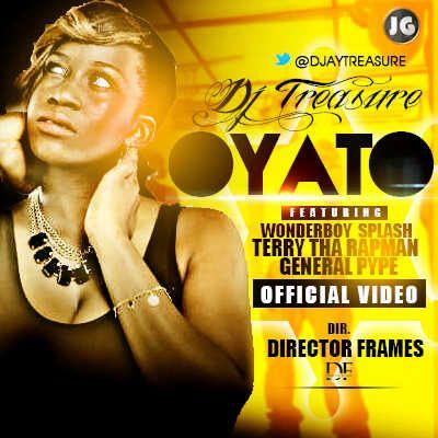 DJ Treasure ft. Terry tha Rapman, General Pype, Splash & WondaBoy – OYATO [Official Video] Artwork | AceWorldTeam.com