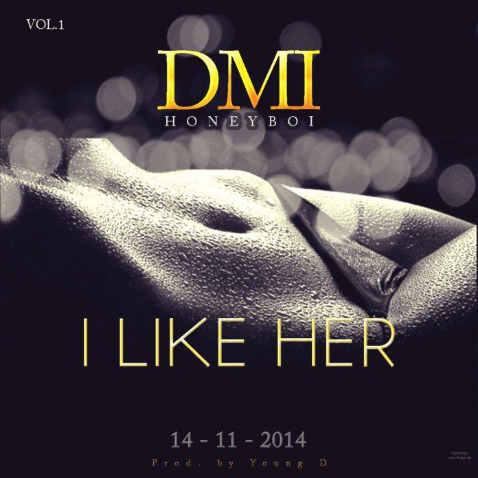DMI - I LIKE HER [prod. by Young D] Artwork | AceWorldTeam.com