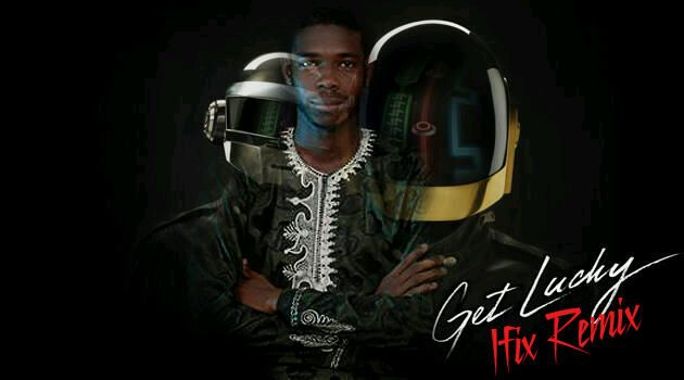 Daft Punk - GET LUCKY [Ifix REmix] Artwork | AceWorldTeam.com