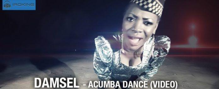 Damsel - ACUMBA DANCE [Official Video] Artwork   AceWorldTeam.com