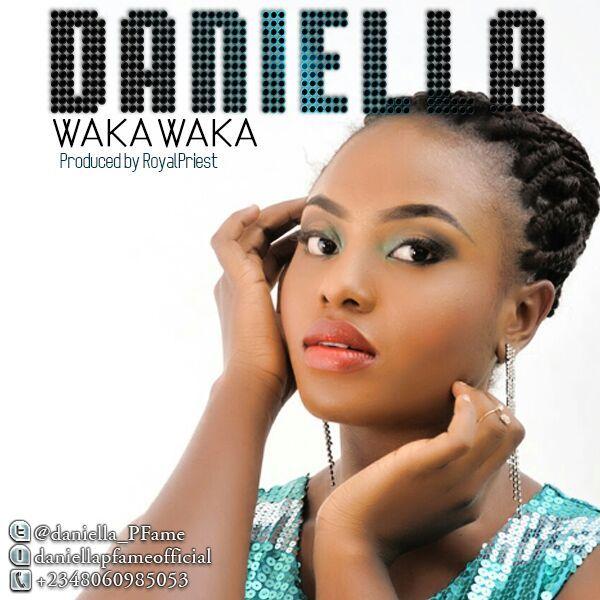 Daniella - WAKA WAKA [prod. by Royal Priest] Artwork | AceWorldTeam.com