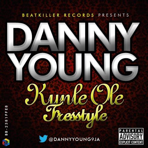 Danny Young - KUNLE OLE [a Mafikizolo cover] Artwork