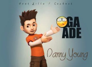 Danny Young - OGA ADE [Official Video] Artwork | AceWorldTeam.com