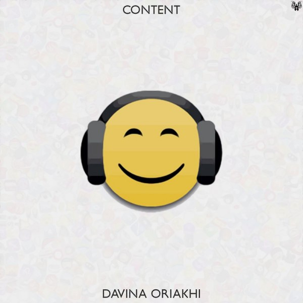 Davina Oriakhi - CONTENT [prod. by Ray] Artwork | AceWorldTeam.com