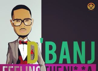 D'banj ft. Akon - FEELING THE N___A [Remix] Artwork | AceWorldTeam.com