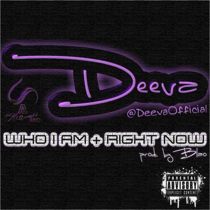 Deeva - WHO I AM + RIGHT NOW Artwork | AceWorldTeam.com