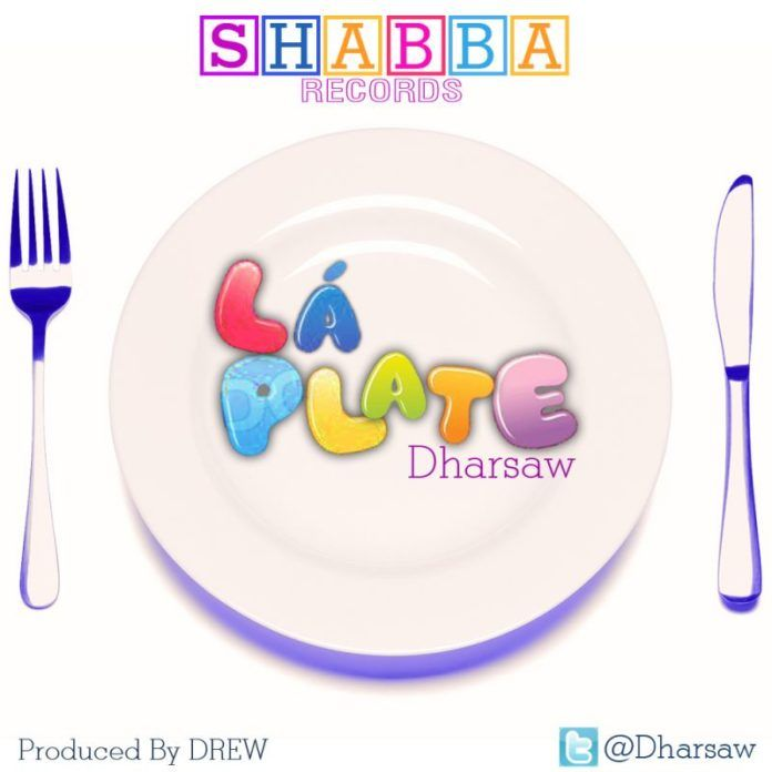 Dharsaw - LÁ PLATE [prod. by Drew] Artwork | AceWorldTeam.com