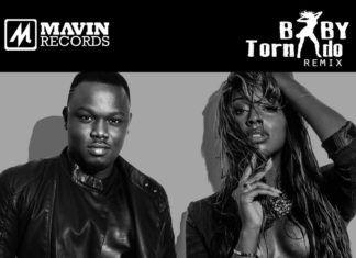 Dr. SID ft. Alexandra Burke - BABY TORNADO [Remix] Artwork | AceWorldTeam.com