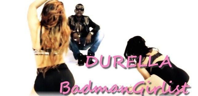 Durella - BADMANGIRLIST [prod. by MakeMoney] Artwork   AceWorldTeam.com