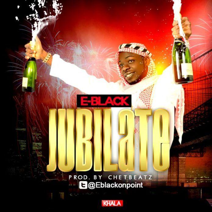 E-Black - JUBILATE [prod. by Chet Beatz] Artwork | AceWorldTeam.com