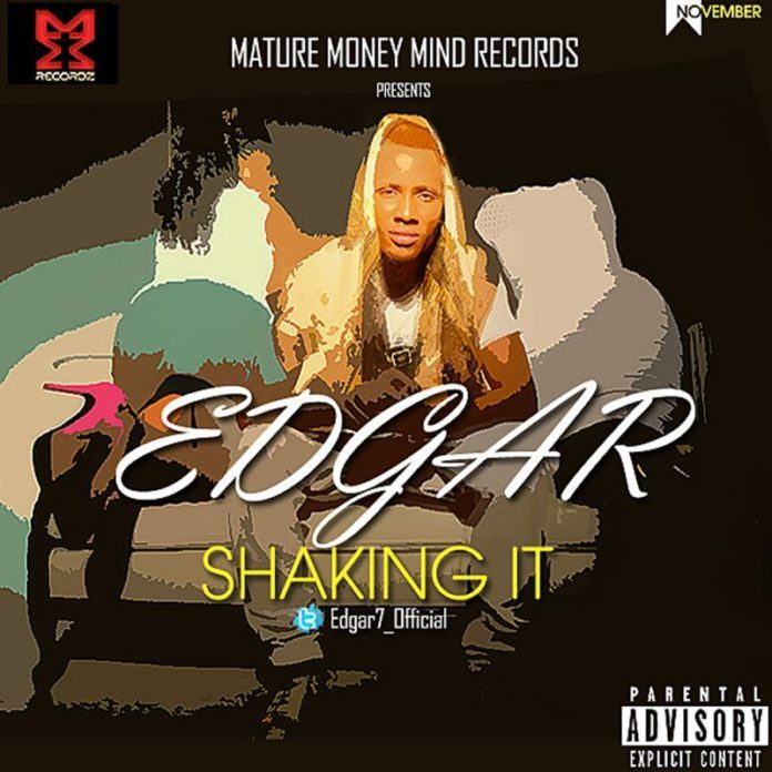 Edgar - SHAKING IT Artwork | AceWorldTeam.com