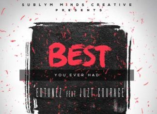 Edtunez ft. Juzt Courage - BEST YOU EVER HAD Artwork | AceWorldTeam.com