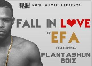 Efa ft. Plantashun Boiz - FALL IN LOVE [prod. by Mr. Smith] Artwork | AceWorldTeam.com