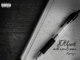Egbezi - MA HEART_ WITH A PEN & PAPER [EP] Artwork   AceWorldTeam.com