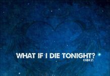 Egbezi - WHAT IF I DIE TONIGHT? [prod. by Wolexly] Artwork | AceWorldTeam.com