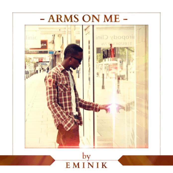 Eminik - ARMS ON ME [Freestyle] Artwork | AceWorldTeam.com