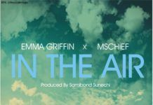Emma Griffin ft. Ms. Chief - IN THE AIR [prod. by Samibond Sunechi] Artwork | AceWorldTeam.com