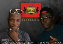 Engager ft. Jayglow - I LIKE IT [prod. by Sagzy] Artwork | AceWorldTeam.com
