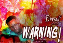 ErnalBeat - WARNING Artwork | AceWorldTeam.com
