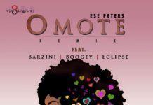 Ese Peters ft. Barzini, Boogey & Eclipse - OMOTE [The AbOriginal Remix] Artwork | AceWorldTeam.com