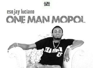 Esojay Luciano - ONE MAN MOPOL [prod. by 7th Chord_Ludphe] Artwork   AceWorldTeam.com
