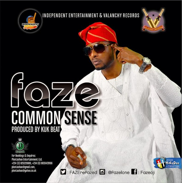 Faze - COMMON SENSE [prod. by Kukbeat] Artwork | AceWorldTeam.com