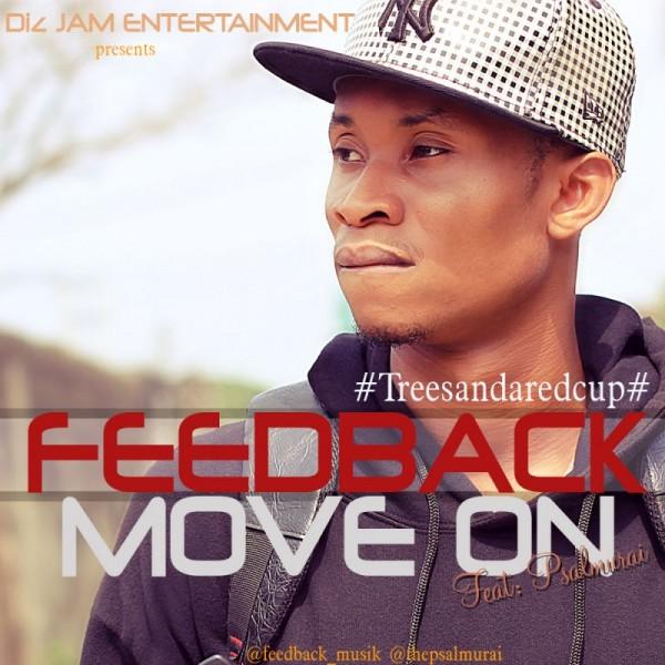 FeedBack ft. Psalmurai - MOVE ON Artwork | AceWorldTeam.com