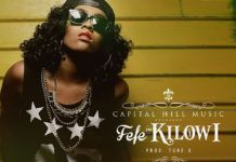 Fefe - KILOWI [prod. by Tune X] Artwork | AceWolrdTeam.com