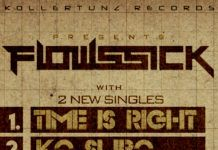 Flowssick - TIME IS RIGHT + KO SI IRO Artwork | AceWorldTeam.com