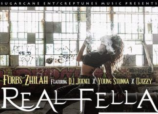 Forbs Zhilah ft. DJ JoeNel, Young Stunna & Ojizzy - REAL FELLA [prod. by Kay-X & TR Rocks] Artwork | AceWorldTeam.com