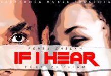 Forbs Zhilah ft. Pi Piego - IF I HEAR [prod. by Saint Lizzle] Artwork | AceWorldTeam.com