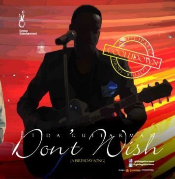 GT Da Guitarman - DON'T WISH [a Birthday song ~ prod. by Freq] Artwork | AceWorldTeam.com