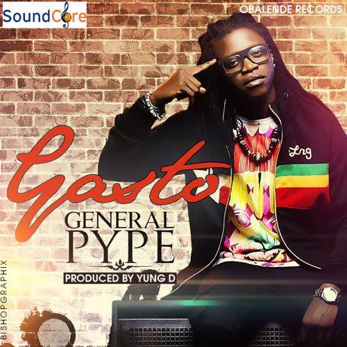 General Pype - GASTO [prod. by Young D] | AceWorldTeam.com