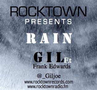 Gil ft. Frank Edwards - RAIN Artwork | AceWorldTeam.com