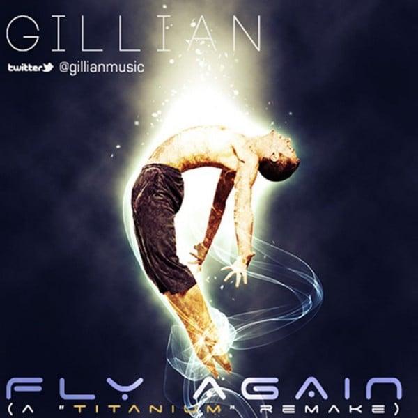 Gillian - FLY AGAIN [a David Guetta cover] Artwork | AceWorldTeam.com