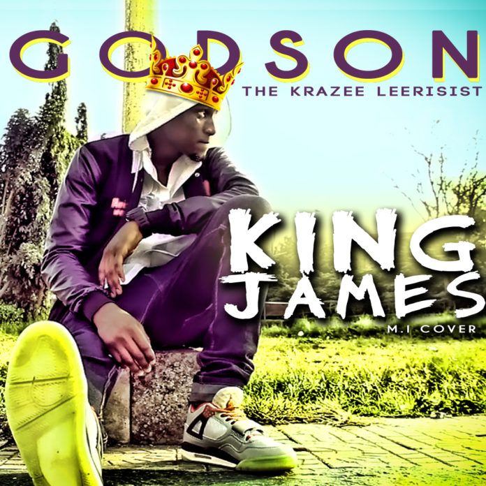 Godson - KING JAMES [an M.I cover] Artwork | AceWorldTeam.com