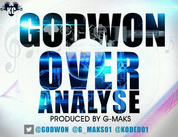 Godwon - OVER ANALYSE [prod. by G-Maks] Artwork | AceWorldTeam.com
