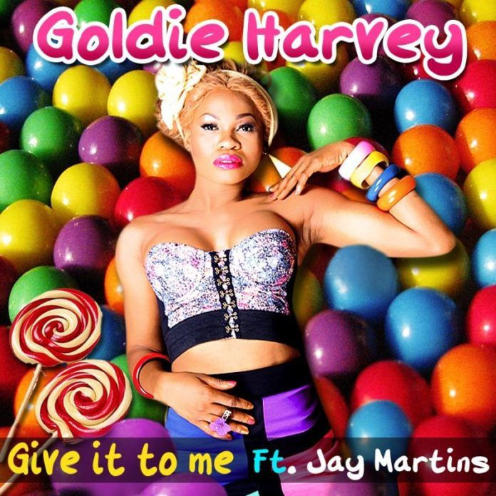Goldie ft. J. Martins - GIVE IT TO ME Artwork | AceWorldTeam.com