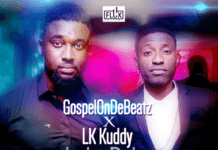 GospelOnDeBeatz ft. LK Kuddy - IREKE BABY Artwork | AceWorldTeam.com