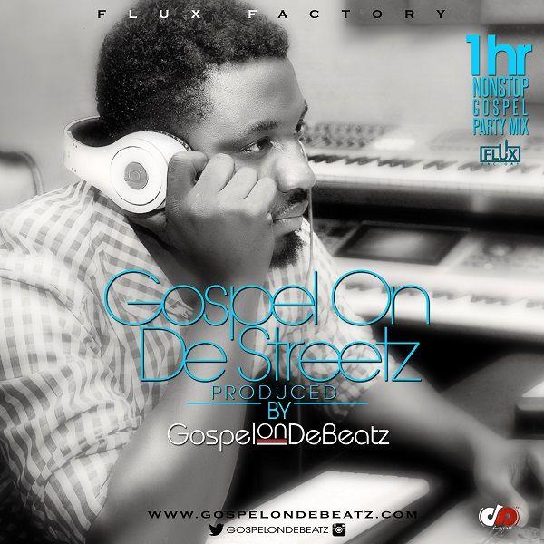 GospelOnDeBeatz - GOSPELONDESTREETZ Artwork | AceWorldTeam.com