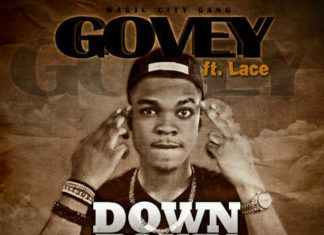 Govey ft. Lace - DOWN TOWN [prod. by Frankie Free] Artwork | AceWorldTeam.com