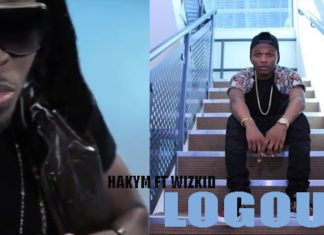Hakym ft. Wizkid - LOGOUT Artwork | AceWorldTeam.com