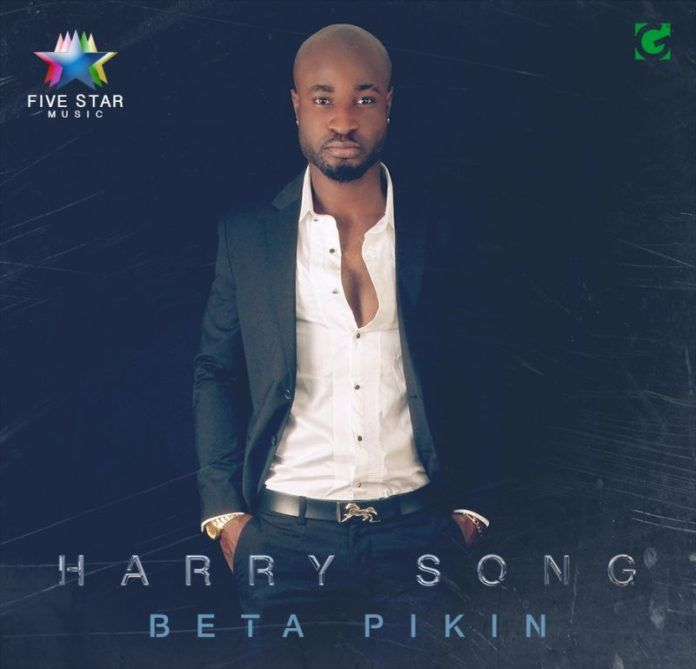 Harrysong - BETA PIKIN Artwork | AceWorldTeam.com