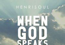 Henrisoul ft. Frank Edwards - WHEN GOD SPEAKS Artwork | AceWorldTeam.com