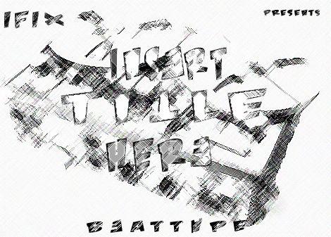 Ifix - INSERT TITLE HERE [Beat-Tape ~ Free Instrumentals] Artwork | AceWorldTeam.com
